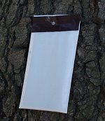 Verbenone Pouch on Tree