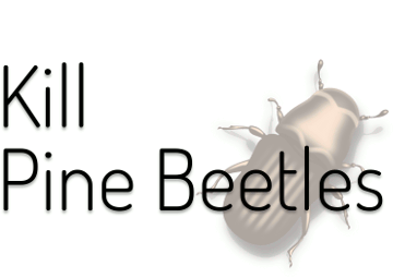 Kill Pine Beetles